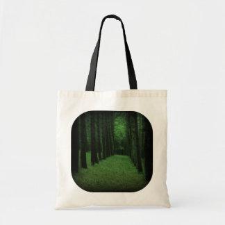 魅了された森林トートバック トートバッグ