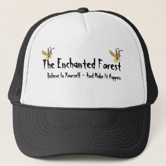魅了された森林帽子… キャップ