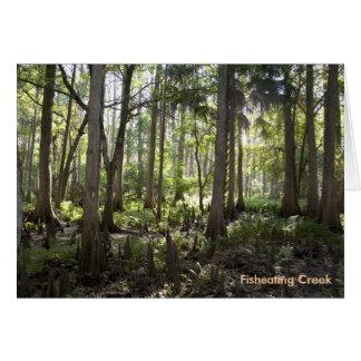 魅了された森林、Fisheatingの入り江 カード