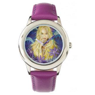 魅了された沈黙 腕時計