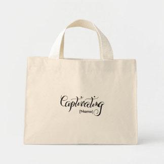 魅了する習慣 ミニトートバッグ