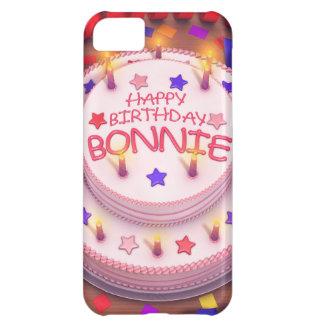 魅力的なお誕生日ケーキ iPhone5Cケース