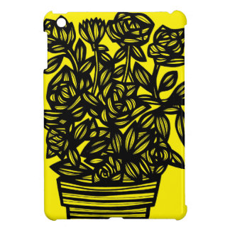 魅力的なレトロの完全な熱狂する iPad MINI カバー