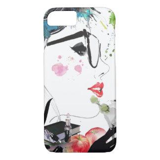 魅力的な先生のテーマのやっとそこにiPhone 7の場合 iPhone 8/7ケース