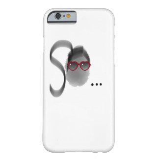 魅力的な女の子のiphoneの場合 barely there iPhone 6 ケース