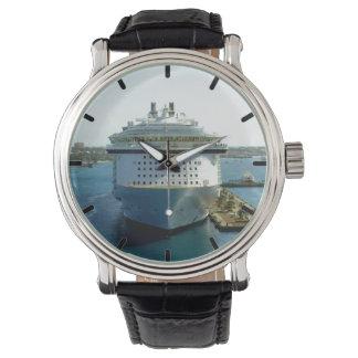 魅力的な弓 腕時計