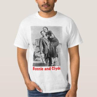 魅力的、クライド Tシャツ
