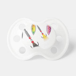 魅惑のベクトルイラストレーションを採取している紡績工のセット おしゃぶり