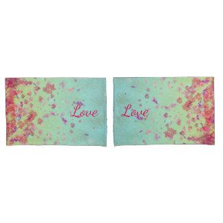 魅惑的な花-枕カバー 枕カバー