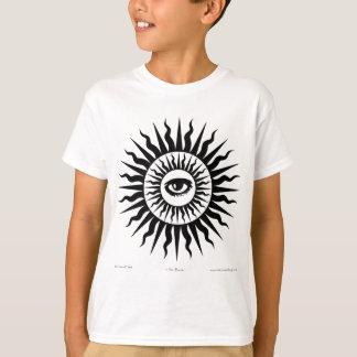 魔力: 日が差すこと: 目 Tシャツ