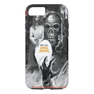 魔女ハンター#13のiPhone 7のプラスの堅い場合 iPhone 8/7ケース
