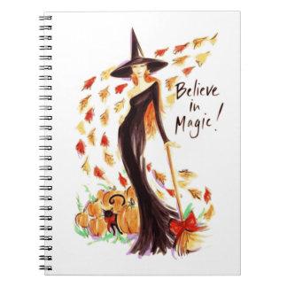魔法で信じて下さい ノートブック