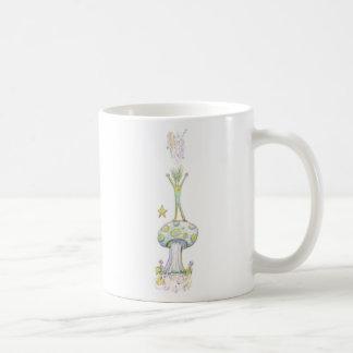 魔法のきのこ コーヒーマグカップ