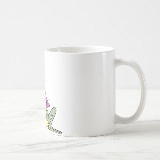 魔法のカエル コーヒーマグカップ