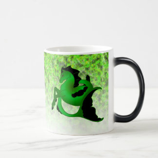 魔法のタツノオトシゴのコレクション#2 モーフィングマグカップ