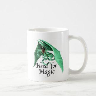 魔法のマグのための必要性 コーヒーマグカップ