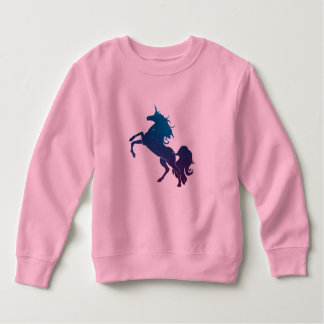 魔法のユニコーン スウェットシャツ