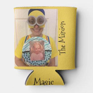 魔法の人々はあなたの写真のカスタムのクーラーボックスをアップロードします 缶クーラー