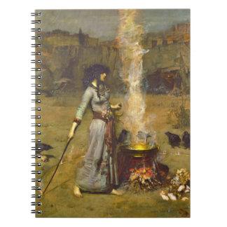 魔法の円1886年 ノートブック