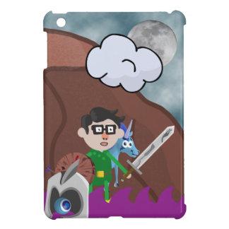 魔法の土地の冒険! iPad MINIカバー
