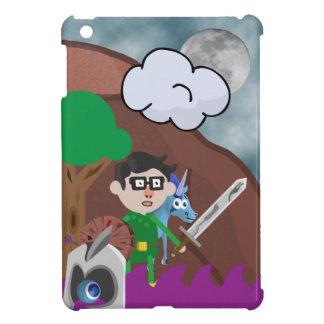 魔法の土地の冒険! iPad MINI CASE