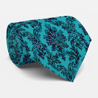 魔法の塵のダマスク織のプリント オリジナルタイ