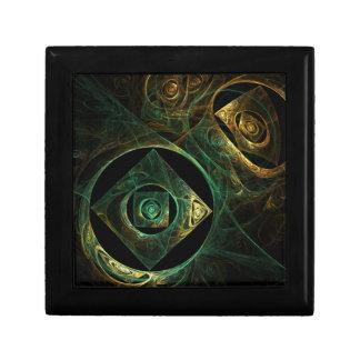 魔法の振動抽象美術のギフト用の箱 ギフトボックス