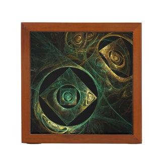 魔法の振動抽象美術 ペンスタンド