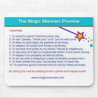 魔法の方法の約束のマウスパッド マウスパッド