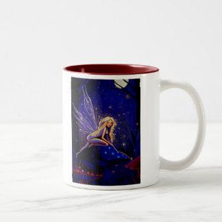 魔法の月光のFaery -マグ ツートーンマグカップ