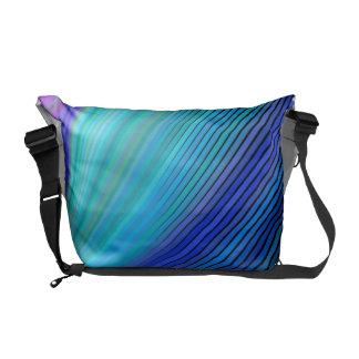 魔法の波のサーフ メッセンジャーバッグ