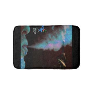 魔法の煙のバス・マット バスマット