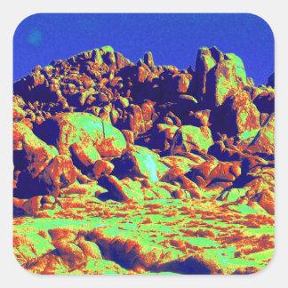 魔法の砂漠10 スクエアシール