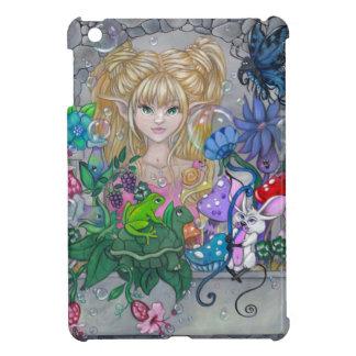 """""""魔法の窓""""のiPadの場合 iPad Miniケース"""