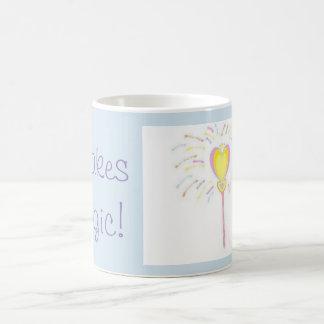 魔法の細い棒のマグ コーヒーマグカップ