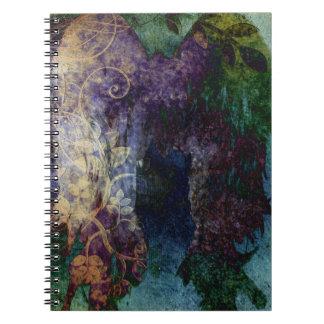 魔法の翼 ノートブック