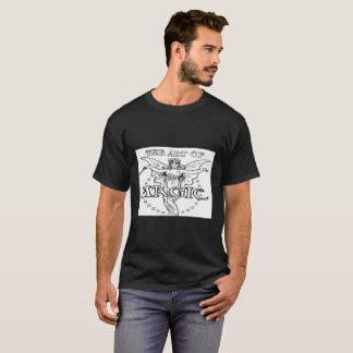魔法の芸術 Tシャツ