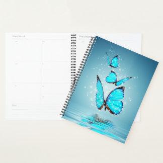 魔法の蝶螺線形のプランナー プランナー手帳