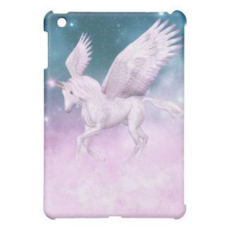 魔法の魅了されたユニコーンのファンタジーの王国 iPad MINI CASE
