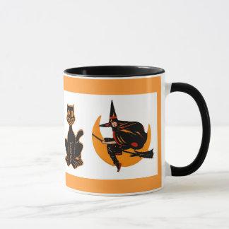 魔法ハッピーハローウィンのマグ マグカップ