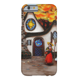 魔法使いおよび彼女のガチョウ BARELY THERE iPhone 6 ケース