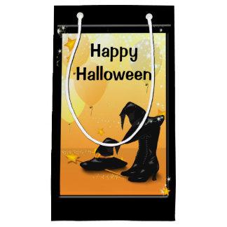 魔法使いのハロウィンの魅惑的な魔法使いのパーティーSGB スモールペーパーバッグ