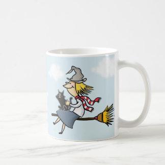 魔法使いのマグ コーヒーマグカップ