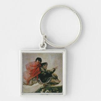 魔法使いの安息日、c.1819-23 キーホルダー