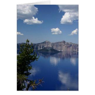 魔法使いの島およびcrater湖 カード