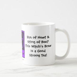 魔法使いの醸造物! ウィッカ信者の茶常習者コップかマグ コーヒーマグカップ