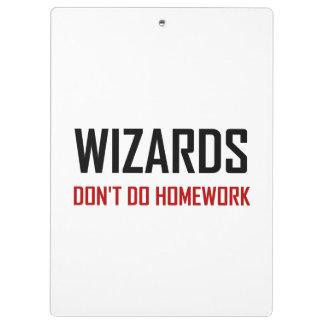 魔法使いは宿題をしません クリップボード