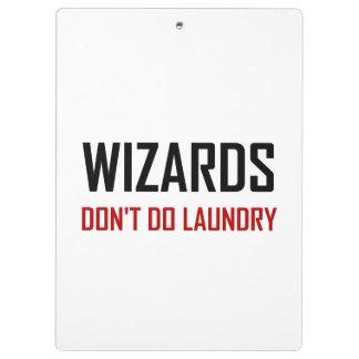魔法使いは洗濯をしません クリップボード