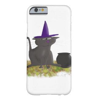 魔法使い猫のiPhone6ケース Barely There iPhone 6 ケース