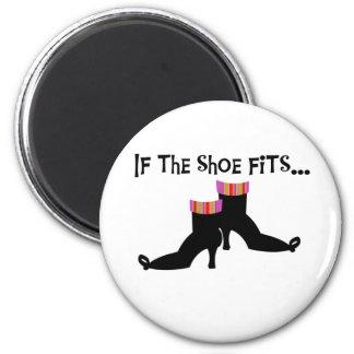 魔法使い靴適合 マグネット